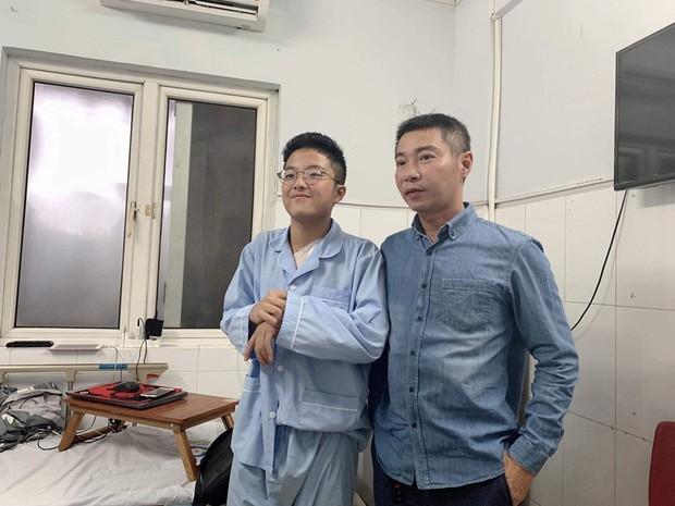 Con trai Cong Ly - Thao Van tro ma gay ngo ngang-Hinh-4