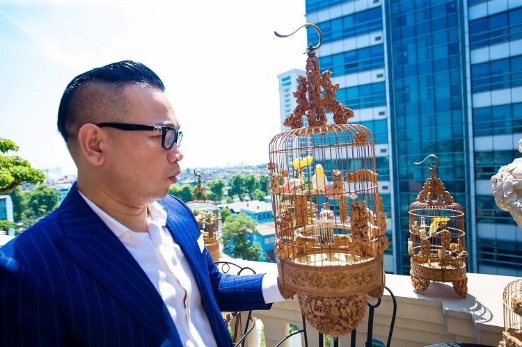 Dan chim 10 ty: O phong dieu hoa, co 2 bao mau cham soc rieng-Hinh-2