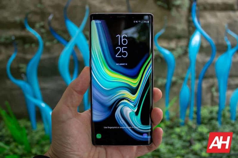 Galaxy Note 9 dinh loi 'chet nguoi' sau ban cap nhat bao mat