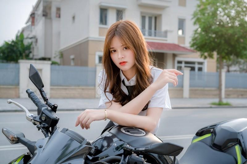 10X truong Nhan van nhan loi khen tu nhung bo anh thoi thanh xuan-Hinh-5