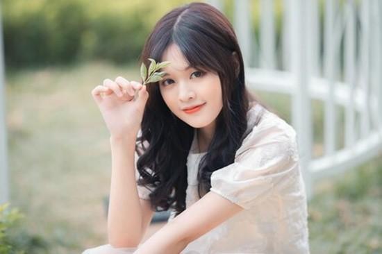 Nhan sac cua nu sinh tung xuat hien cung HLV Park Hang Seo-Hinh-2
