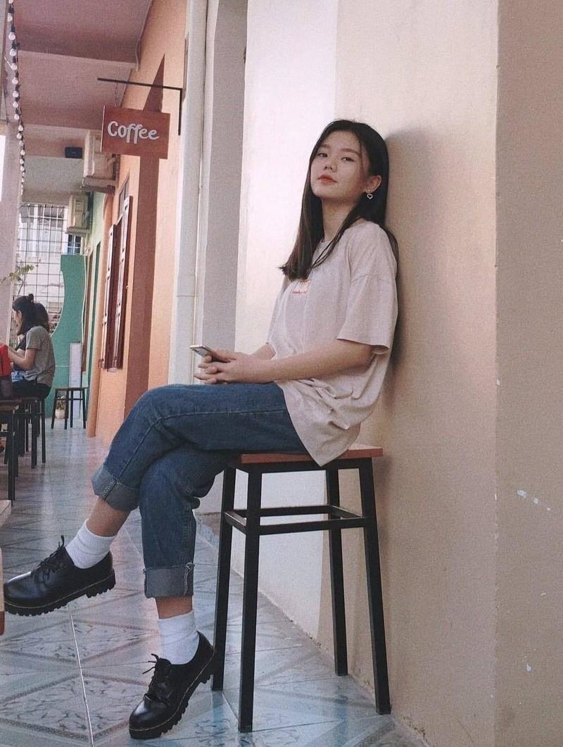 Nu sinh gay sot 'Duong len dinh Olympia' xinh xan-Hinh-4