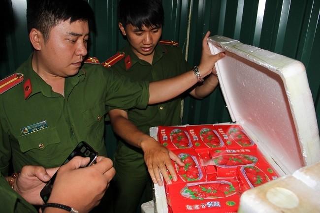 3,5 tan dau nghi cua Trung Quoc 'bay' vao Da Lat
