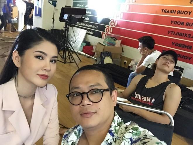 Diem trung hop dac biet giua Phanh Lee va MC Thu Hoai-Hinh-7