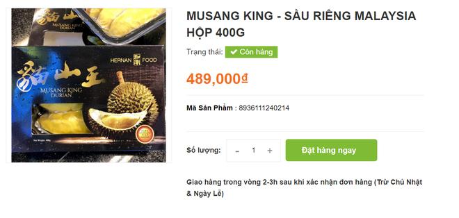 Loai sau rieng ngon nhat the gioi ban tai Viet Nam-Hinh-3