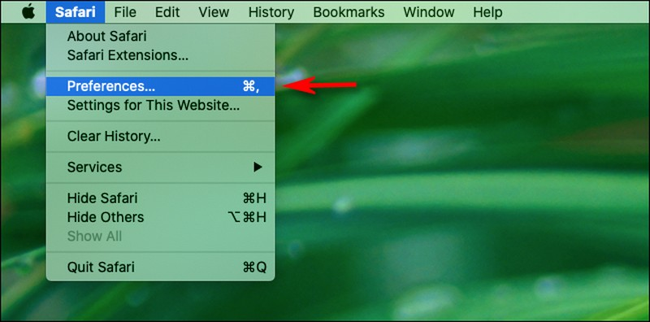 Cach de Safari tren macOS luon vao che do duyet web rieng tu-Hinh-2