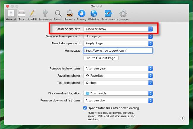 Cach de Safari tren macOS luon vao che do duyet web rieng tu-Hinh-3