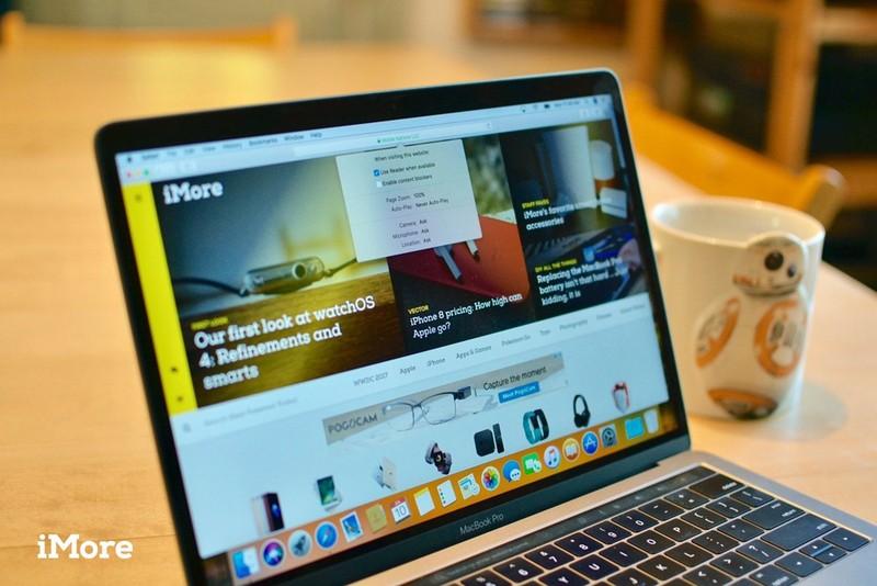 Cach de Safari tren macOS luon vao che do duyet web rieng tu