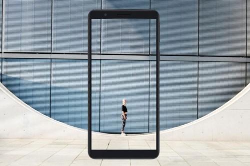 Samsung Galaxy M01 Core: Chay Android Go, gia re bat ngo-Hinh-2