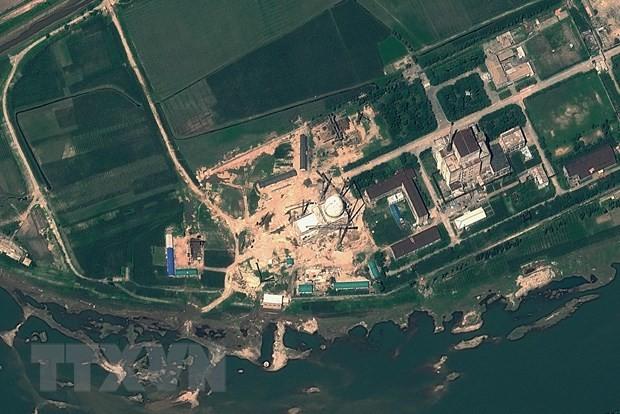Trang mang 38 do Bac: Trieu Tien dang lam giau urani tai Yongbyon
