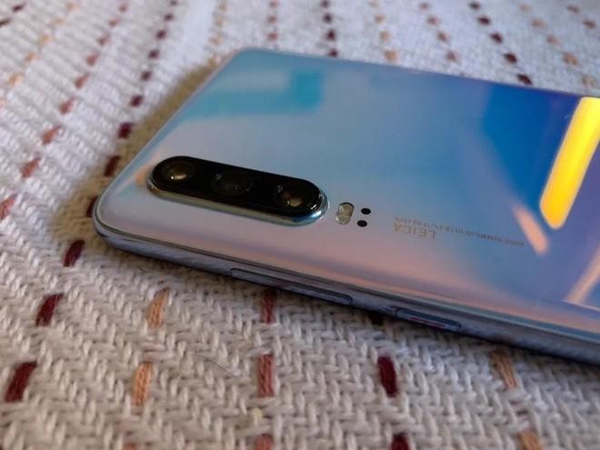 Dien thoai Huawei van duoc cap nhat Android
