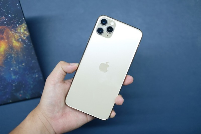 iPhone 12 se dat dau cham het cho iPhone 11 Pro, iPhone XR