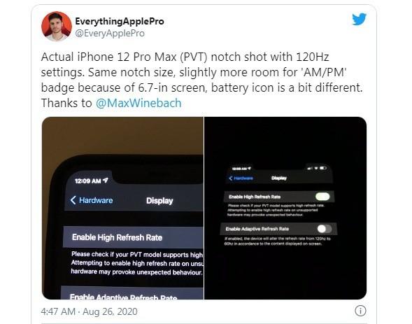 iPhone 12 Pro Max se co hang loat tinh nang moi?-Hinh-2