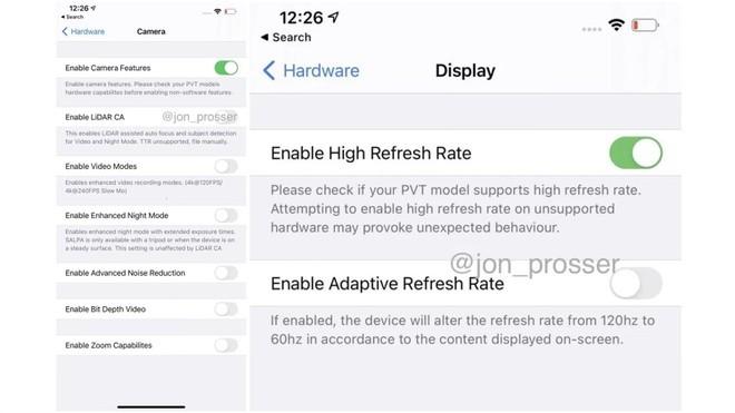 iPhone 12 Pro Max se co hang loat tinh nang moi?