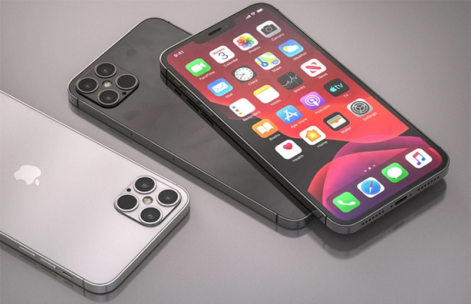 iPhone 12 se co man hinh 6,7 inch