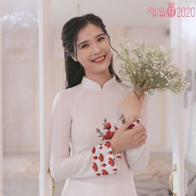 Nu sinh bi treu choc vi qua cao du thi Hoa hau Viet Nam 2020