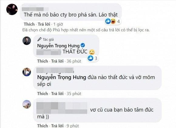 Bi Au Ha My tiet lo pha san, Trong Hung thang thung dap tra-Hinh-2