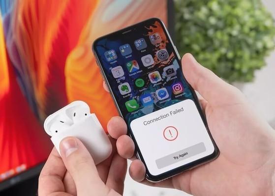 8 cach sua loi khong the ket noi AirPods voi iPhone