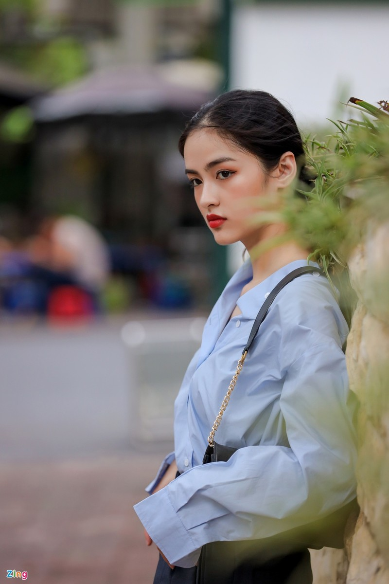 Anh doi thuong nu sinh thi Hoa hau Viet Nam 2020-Hinh-9