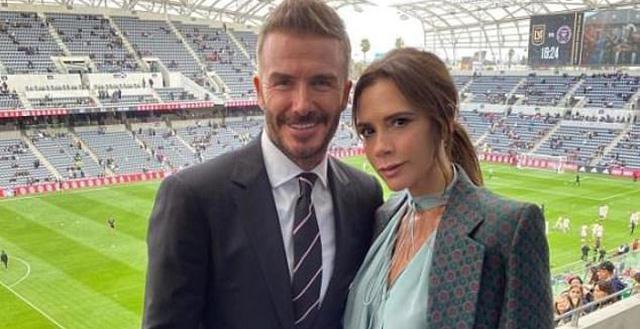 Biet thu co dien noi gia dinh David Beckham tu cach ly