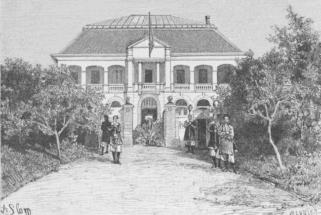 Cuoc phuc kich nam 1885, vua Ham Nghi bo chay len nui-Hinh-2