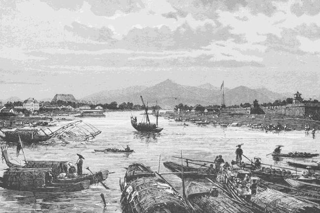 Cuoc phuc kich nam 1885, vua Ham Nghi bo chay len nui-Hinh-4