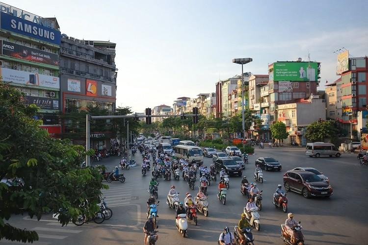 """Cận cảnh 5 tuyến đường """"đắt giá nhất hành tinh"""" ở Hà Nội, có nơi lên tới 3,1 tỉ đồng/m2 - 4"""