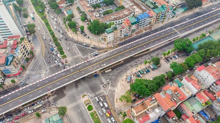 """Cận cảnh 5 tuyến đường """"đắt giá nhất hành tinh"""" ở Hà Nội, có nơi lên tới 3,1 tỉ đồng/m2 - 8"""