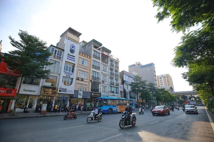 """Cận cảnh 5 tuyến đường """"đắt giá nhất hành tinh"""" ở Hà Nội, có nơi lên tới 3,1 tỉ đồng/m2 - 9"""