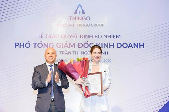 Dai gia nao dung sau doanh nghiep Ngoc Trinh lam CEO?-Hinh-2