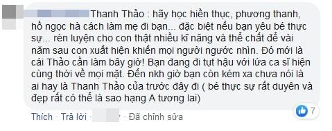 Thanh Thao tuc gian khi bi chi trich loi dung con trai Ngo Kien Huy-Hinh-3