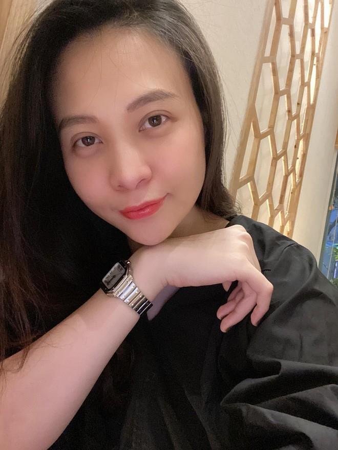 Cuong Do La vo tinh lam lo mat moc Dam Thu Trang sau sinh-Hinh-6