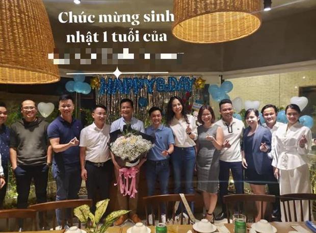 Cuong Do La vo tinh lam lo mat moc Dam Thu Trang sau sinh-Hinh-8
