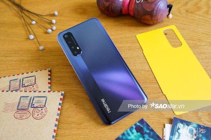 'So gang' smartphone Realme 7, OPPO A92 va Redmi Note 9 Pro