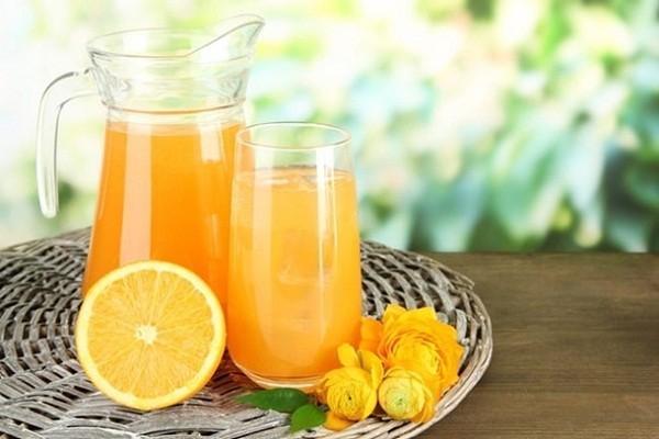 6 sai lam khi uong nuoc cam