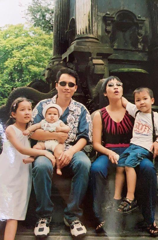 My Linh chia se tin vui con gai da dinh hon