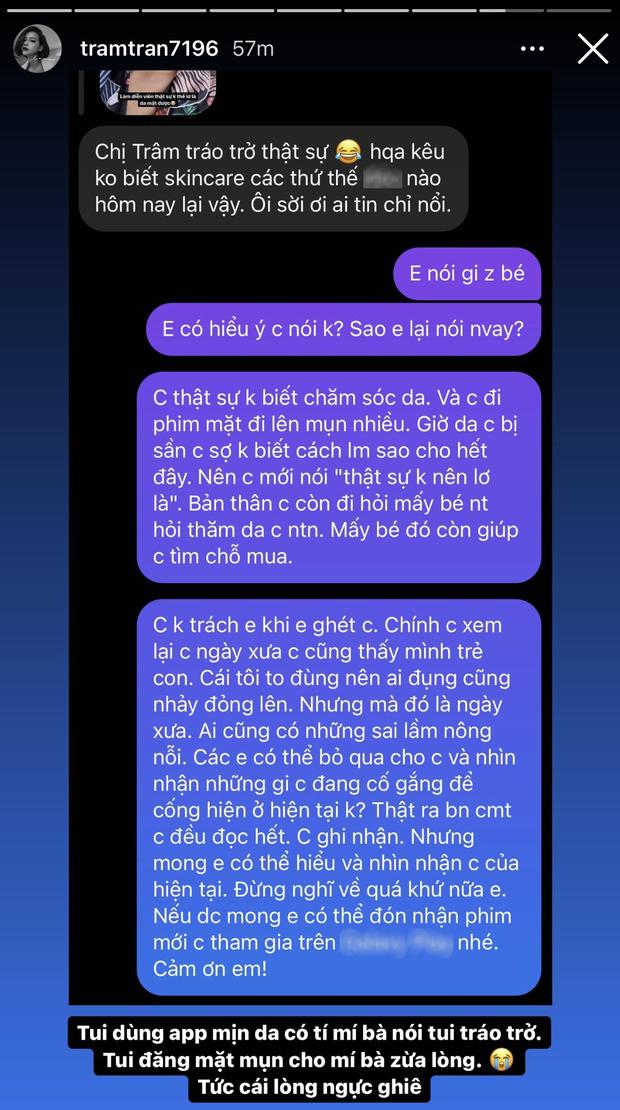 Ban gai tin don Huynh Phuong dap tra cuc gat khi gap antifan-Hinh-4