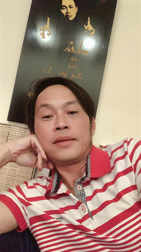 Hoai Linh xin khan gia dung nem da chiec ao da su dung 5 nam