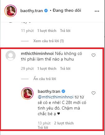 Bao Thy bi hoi kho khi noi phu nu phai co dan ong de dua vao-Hinh-2