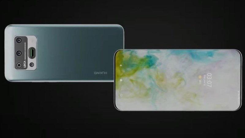Huawei sap ra mat smartphone cao cap su dung chip Kirin 9000