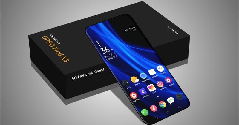 OPPO Find X3 se ra mat voi Snapdragon 875