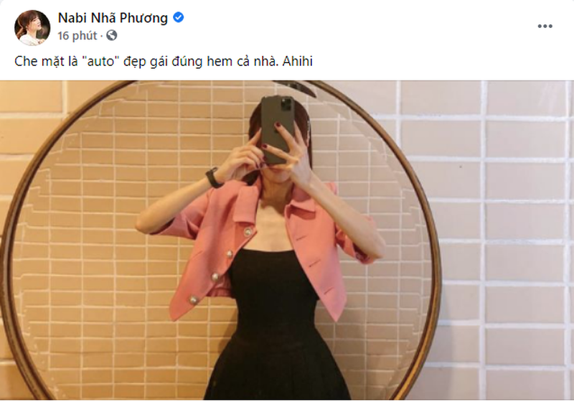 Nha Phuong bi cu dan mang che bai nhin nhu benh