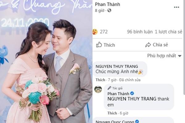Phan Thanh - Primmy Truong trong le an hoi bi mat