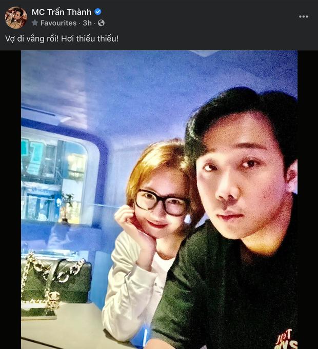 Tran Thanh keu than nho vo, Hari Won dap tra khien ai cung phi cuoi-Hinh-2