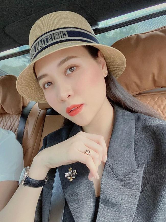 Dam Thu Trang tiet lo khoan lai thu duoc sau hon 1 nam ket hon-Hinh-2