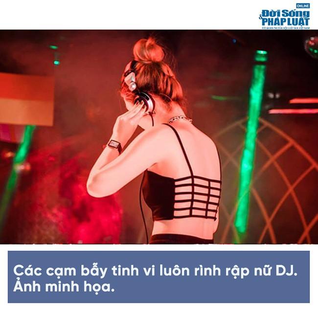 Nu DJ thu nhan tung bi nem coc vao dau vi de gay nhac-Hinh-2