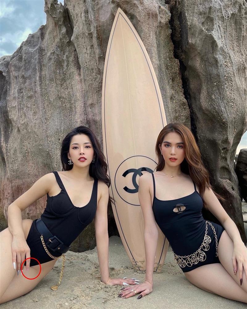 Ngoc Trinh - Chi Pu vuong loat thi phi ke tu khi than qua than-Hinh-6