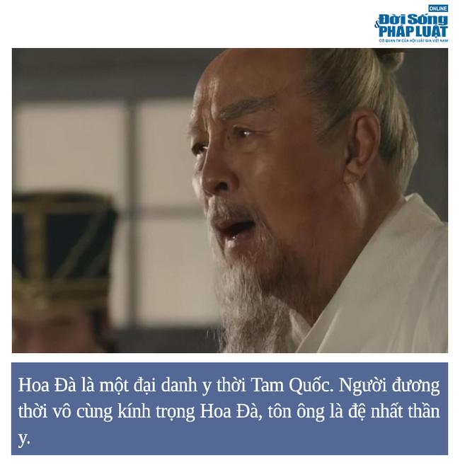 Tao Thao giet Hoa Da la sai lam hay toan tinh?