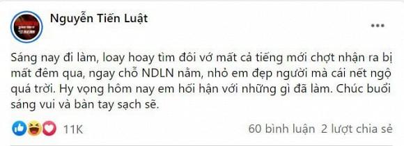 Tien Luat to Ninh Duong Lan Ngoc an cap do