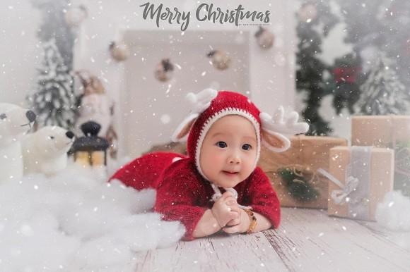 Bo anh don Noel cuc yeu cua con gai Phan Van Duc-Hinh-2